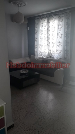 Location Appartement F2 Alger Ouled Fayet - 9.5 Millions cts